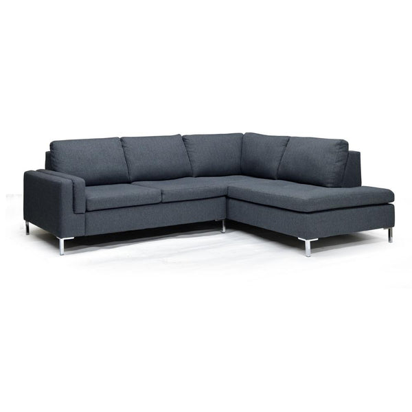 Canadian Made Custom Fabric Sectional - Wynona