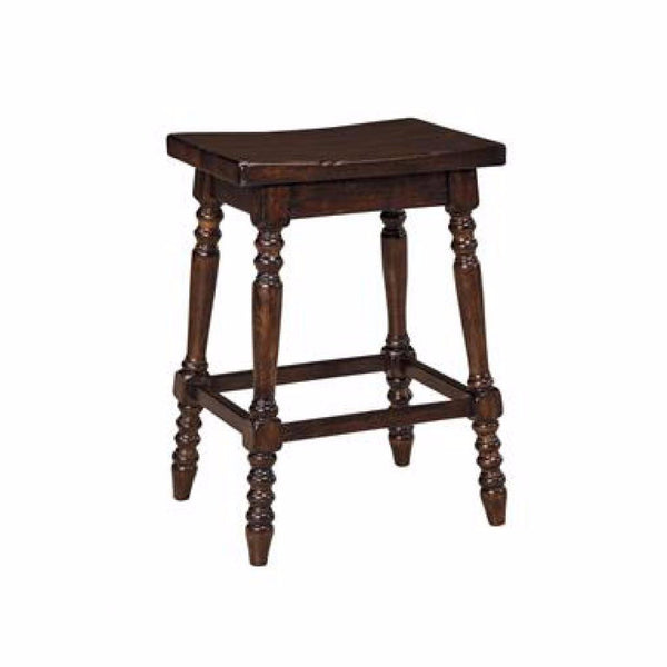 "24"" Solid Wood Stool - D608-124"