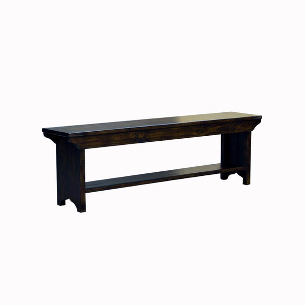 Recycled Wood Bench - LS016