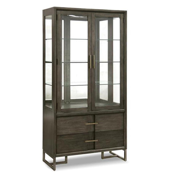 Curio China Cabinet - D4450-07