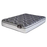 1215 Pocket Coils Serta I-Series Smooth Euro Top Plush Mattress - Castleview