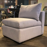 Canadian Made Custom Modular Armless Chair Piece - 1803