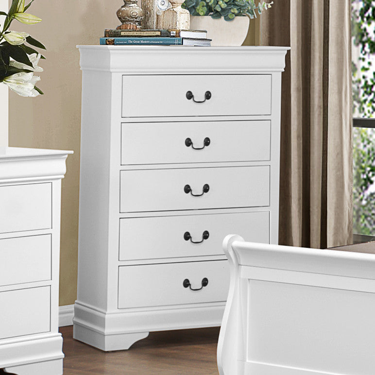 White Color Chest - 2147
