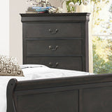 5 Pcs King Bedroom Set - 2147