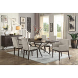 Contemporary Rectangular Dining Table - 5581-84