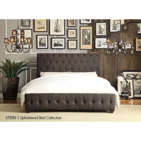 Upholstery King Bed - 5789