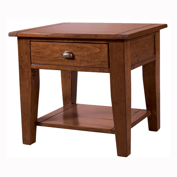 Irish Coast Side Table- African Dusk