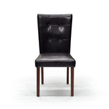 Bonded Leather Dining Chair - 2333