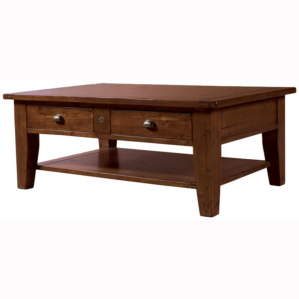 Irish Coast Coffee Table - African Dusk