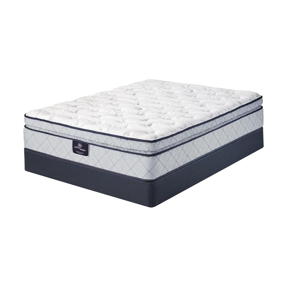 Serta Firm King Mattress - Perez