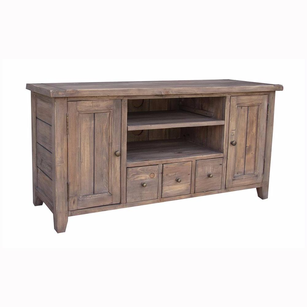 Irish Coast TV Cabinet - Sundried