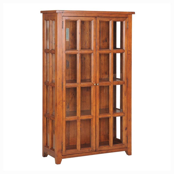 Irish Coast China Display Cabinet - African Dusk