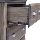 Solid Wood Canadian-Made Chest- Henley