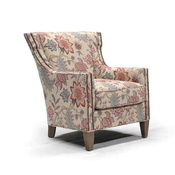 Deep Seat Custom Accent Chair - 035710