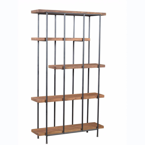 Multi Level Bookcase - Verde