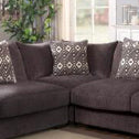 Edmonton Furniture Store | Charcoal Grey Deep Seat Modular Sectional - 9027