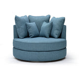 Round Accent Chair - Sutton