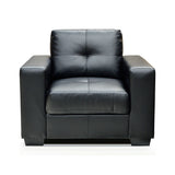 Contemporary Black Chair - 9071