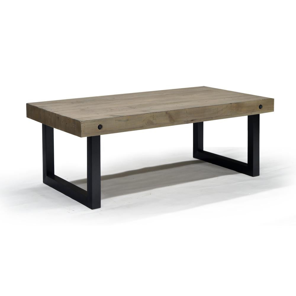 Recycled Pine Coffee Table - New York