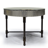Clock Accent Table - 24321