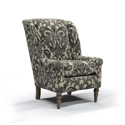 Deep Seat Custom Accent Chair - 030510