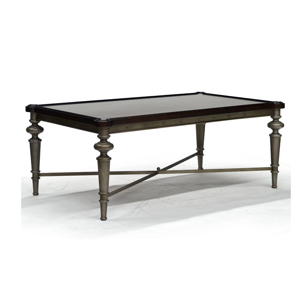 Metal Frame Coffee Table - Proximity