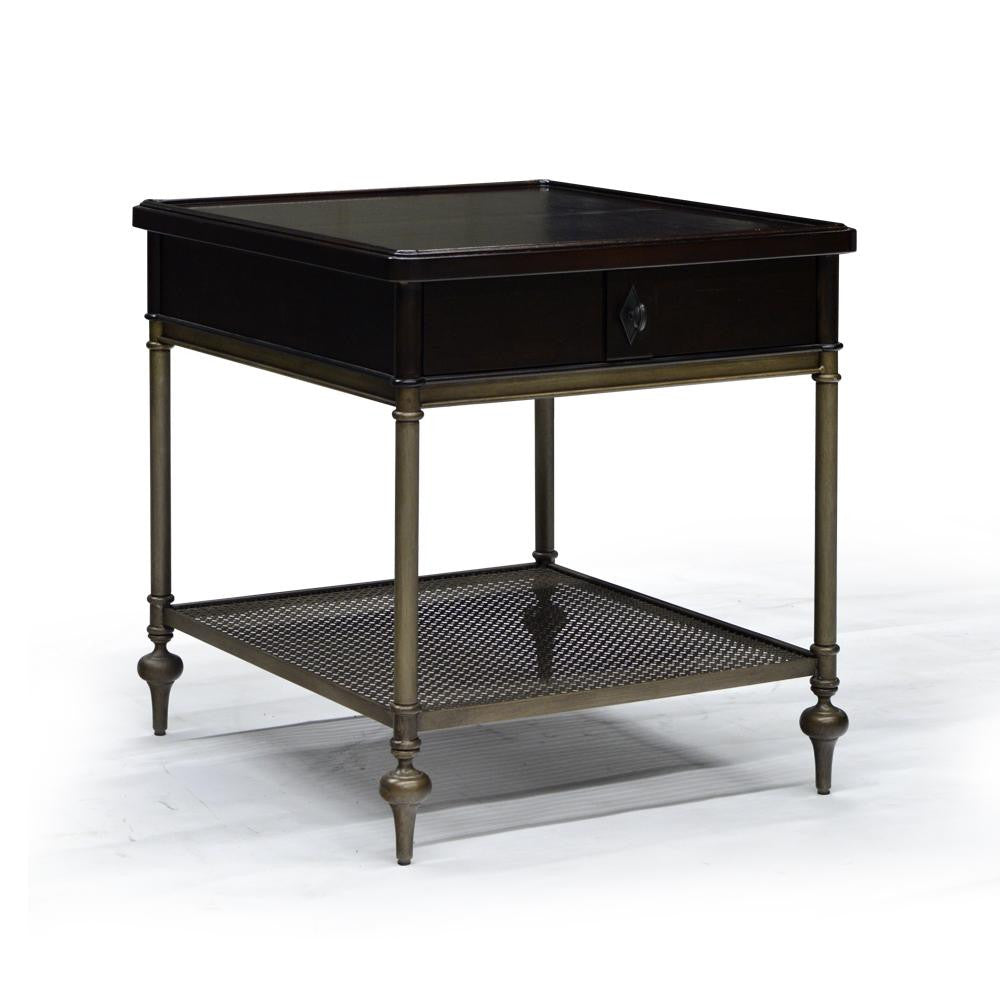 Metal Frame End Table - Proximity