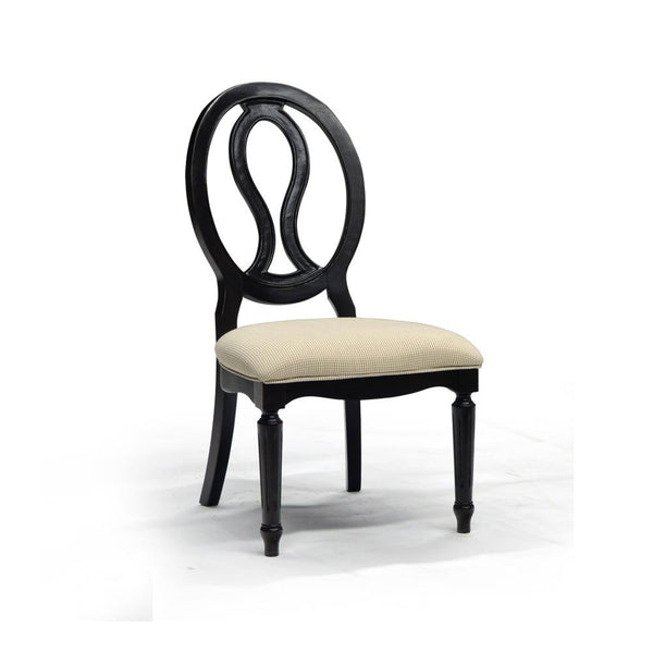 Pierced Back Chair - Summerhill