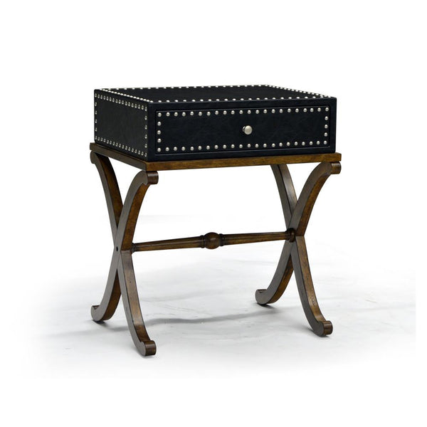 Trunk Style Accent Table - 24320