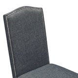 Nailhead Side Chair - Jazz