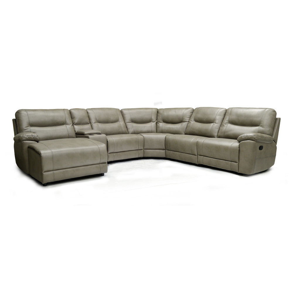 Custom Recliner Sectional - 9917
