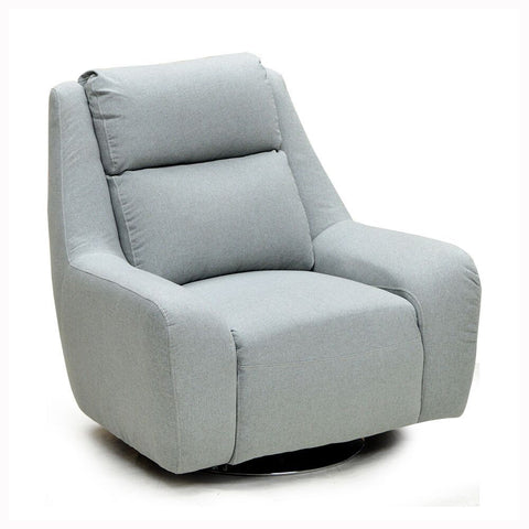 Contemporary Fabric Swivel Accent Chair - 9923