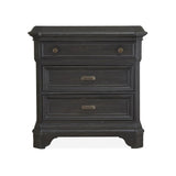 Hudson Square Drawer Nightstand -B4382-01