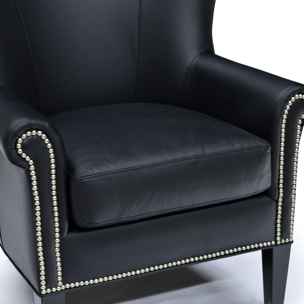 Custom Accent Chair - Asher