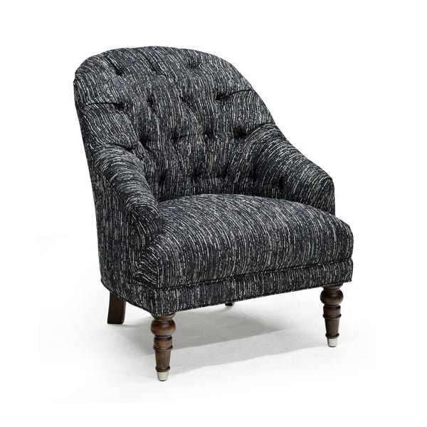 Tufted Accent Chair -- R063010