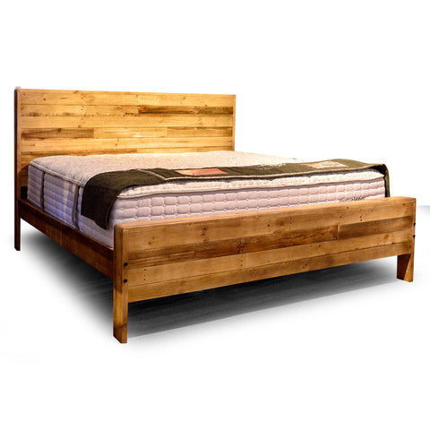 Country Style Hardwood Bedroom Collection- Campestre