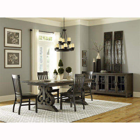 Pine Solid Wood Dining Room Collection - D2491