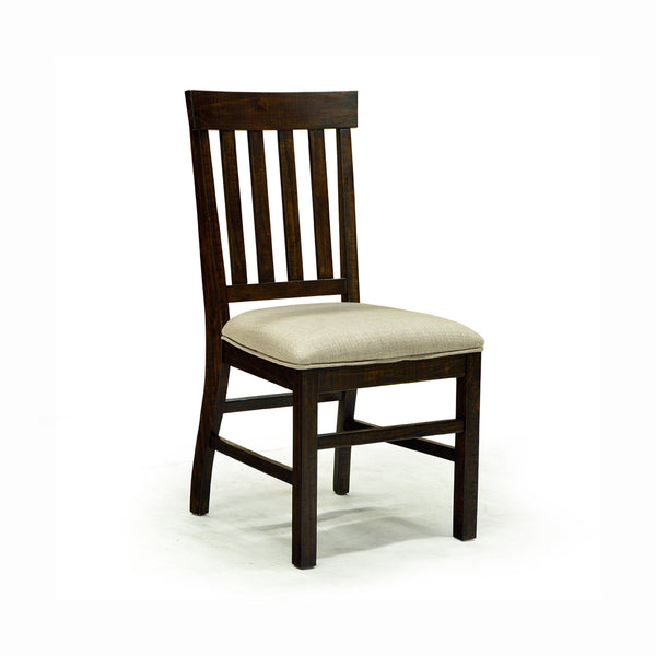 Rustic Solid Pine Chair- D4210
