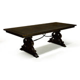 Rustic Solid Pine Dining Table- D4210