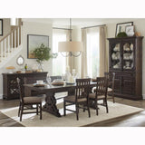 Rustic Solid Pine Dining Room Collection - D4210
