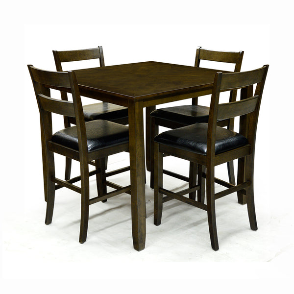 Dining Table with 4 Chairs- Dylan