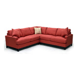 Fabric Sectional - 1221