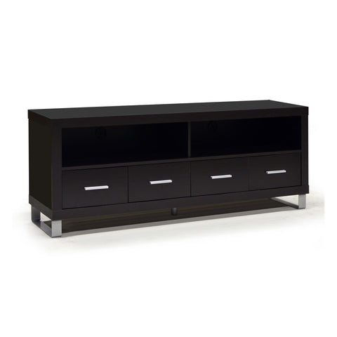 Dark Color TV Stand - I 2516
