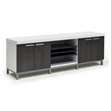White/Grey Color TV Stand - I 2591
