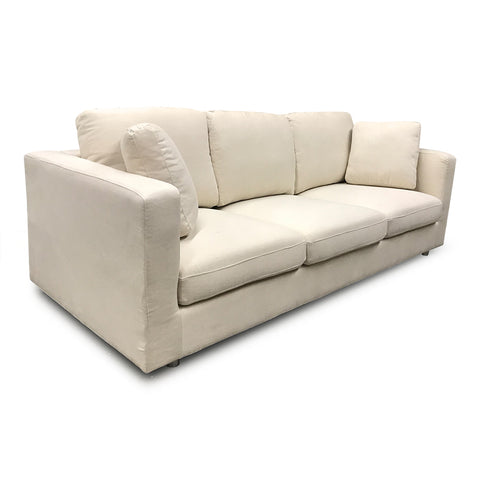 Italian Style Low Profile Fabric Sofa- 17001
