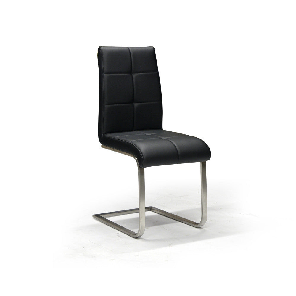 Faux Leather Dining Chair - Kolt