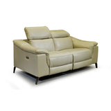 Power Recliner Sofa Loveseat Set- D7268