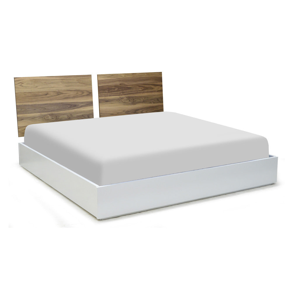 Canadian-Made Custom King Bed - 0715 Loft