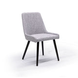 Mid-Century Modern Side Chair - Mia