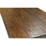 Reclaimed Recycled Wood Dining Table - New York